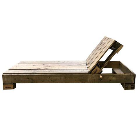 Möbel Aus Europaletten Kaufen by Liege Aus Paletten Gartenliege Selber Bauen Kaufen