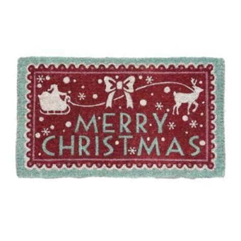 Merry Doormat by Getting Ready For How To Create The