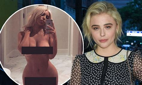 Chloe Grace Moretz Brands Kim Kardashian 'sad' After Feud