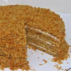 Russian Honey Cake Recipes Desserts