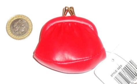 **new** Very Small Mini Clip Top Coin Purse ( Choose From