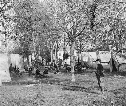 Officers Union Playing Band 1863 Headquarters Pleasonton
