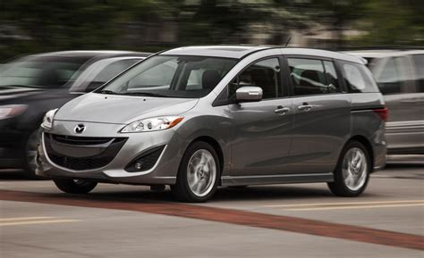 Mazda 5 Photo by 2015 Mazda 5 Review Car And Driver