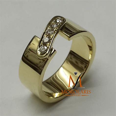 hasil jadi perhiasan cincin kawin center