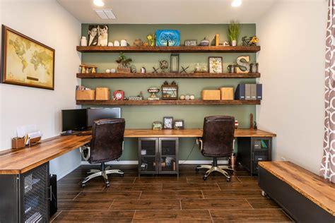 Modern Home Office - Silvas | Porter Barn Wood