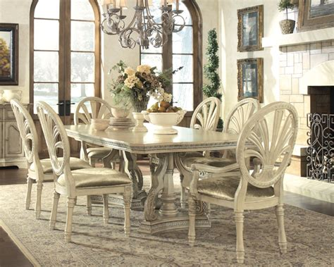 ortanique glass dining room set liberty lagana furniture in meriden ct the quot ortanique