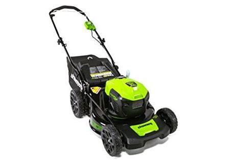 greenworks 2508802 40v 20 in brushless dual port