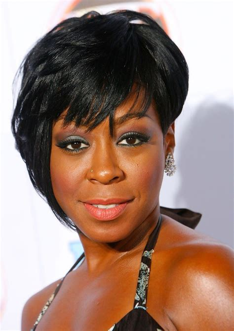 tichina arnold  images short asymmetrical