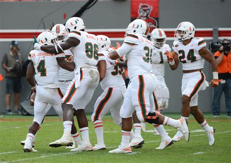 miami hurricanes greatest wins   opponents