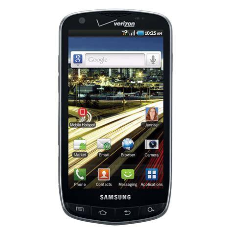 4g lte smartphone samsung s 4g lte smartphone lands at verizon