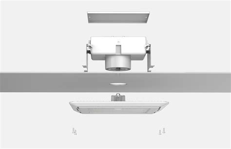 Head office in taiwan:futek alloy co., ltd. HiGas X LED canopy light - AGC Lighting
