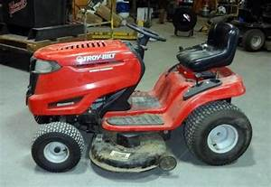 Troy  Tractor  Automatic