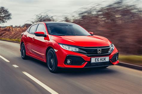 Honda Car : Honda Civic 1.0 Vtec Turbo Ex Manual (2018) Review