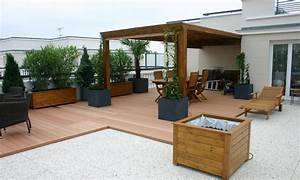 comment moderer sa terrasse a moindre cout With faire une terrasse a moindre cout