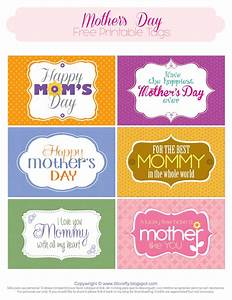 Giving Some Love! Mother's Day Printable Tags   The ...