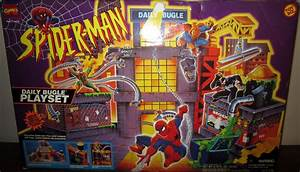 Daily Bugle Playset Spider-Man Animated Series