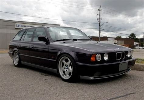Bmw Station Wagon For Sale by 1992 Bmw M5 E34 Touring Station Wagon For Sale Sports