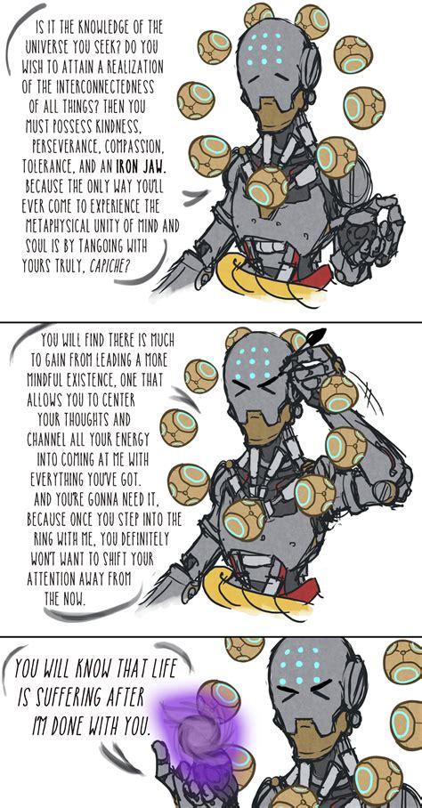 Zenyatta Memes - what skilled zenyatta mains are like overwatch know your meme