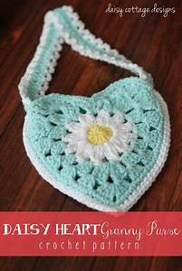 Granny Purse Crochet Pattern