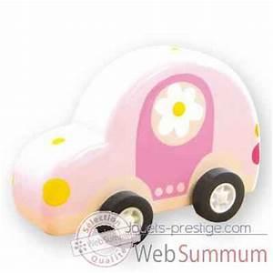 Voiture Enfant Fille : voiture friction le coin des enfants voiture fille de jouets en bois ~ Teatrodelosmanantiales.com Idées de Décoration