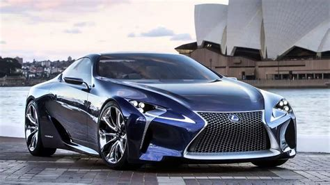 Lc Hd Picture by 2012 Lexus Lf Lc Blue Hybrid Concept 500 Hp Hd