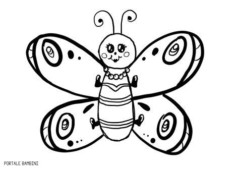 immagini colorate da stare disegni da colorare bambini i farfalle con immagini