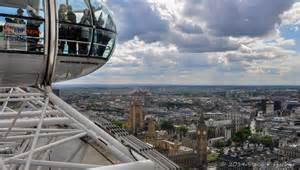 London Eye Inside View