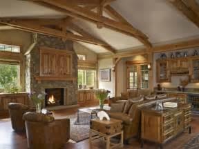 rustic livingroom gamble residence rustic living room denver by mq architecture design llc