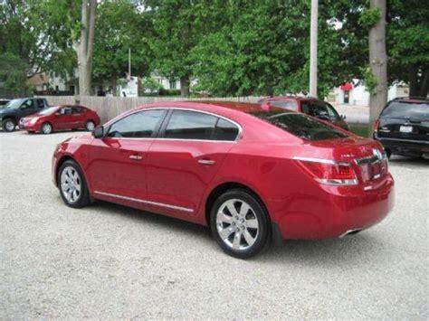 2012 Buick Lacrosse Premium 2 by Buy Used 2012 Buick Lacrosse Premium 2 In 614 W St