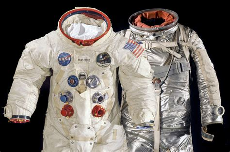 Armstrong spacesuit funded, Smithsonian takes next 'giant ...