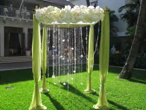Crystal Bead Curtains India by Wrapped Couture Gazebos Amp Tents At Your Wedding