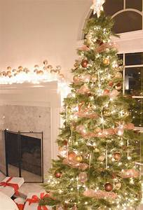 Diy, Copper, Mesh, Garland, For, Your, Christmas, Tree