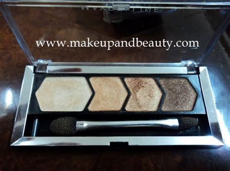 maybelline eye studio give  gold color plush silk