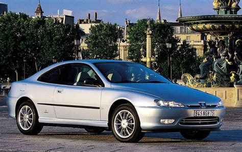 406 coupé v6 fiche technique peugeot 406 coup 233