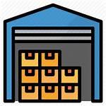 Warehouse Storage Icon Stocks Icons Data Editor