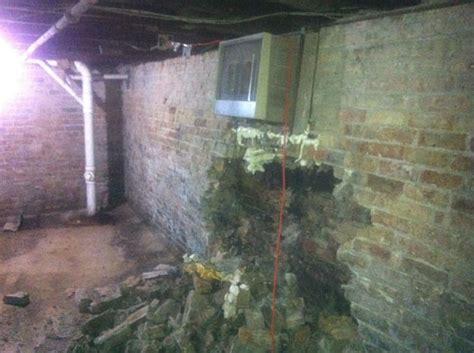 Cement Foundation Basement Water Leak Repair Cost Chicago