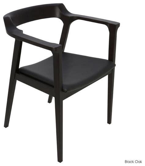 black modern dining chairs winda 7 furniture