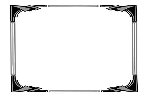 certificate borders templates  clipart