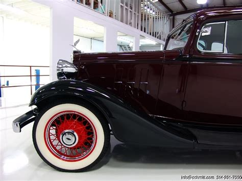 1933 Chevrolet Master Eagle Rumble Seat Coupe