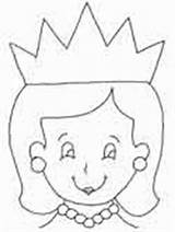 Coloring Queen Pages Royalty Printable Pussycat Ws sketch template