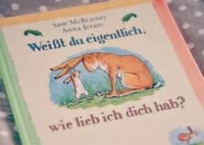 Weißt Du Wie Lieb Ich Dich Hab : ab 3 jahren baby kind und meer ~ Orissabook.com Haus und Dekorationen