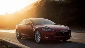 Tesla Modèle S : aerodynamic tesla model s electric car wins the wind ~ Melissatoandfro.com Idées de Décoration