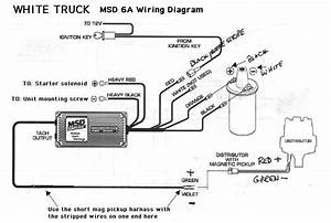 Needed  Ignition Module Wiring Diagram
