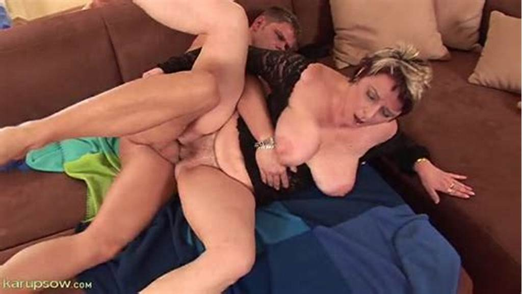 #Dick #Drilling #A #Hairy #Mature #Slut #In #Her #Hot #Box
