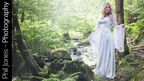 ethereal photography outdoor fantasy photoshoot youtube
