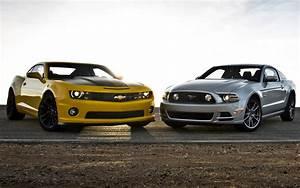 Ford Mustang Vs Chevrolet Camaro ¡Disputa Titanica! - Autos y Motos - Taringa!