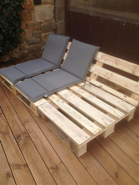outdoor pallet furniture ideas  designs