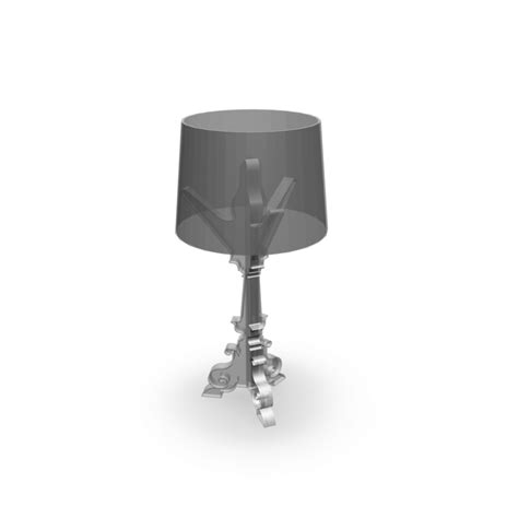 bourgie silver table l design and decorate your room in 3d