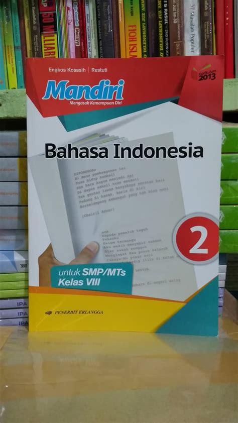 A) bahan pertimbangan dalam menentukan kenaikan kelas; Kunci Jawaban Buku Mandiri Bahasa Indonesia Kelas 8 ...