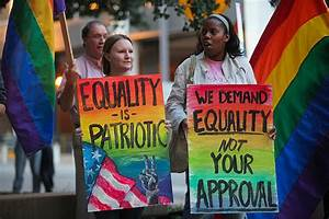 After SCOTUS Marriage Equality Ruling, LGBTQA Fight Far ...